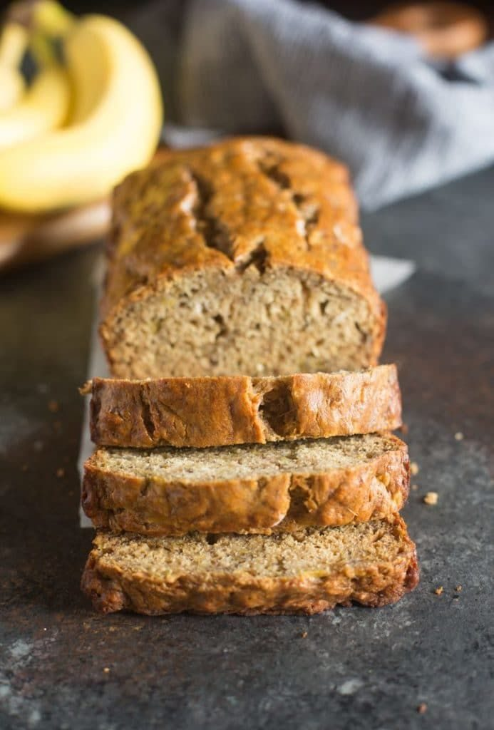 Skinny Banana Bread Or Muffins Free Style In Kitchen
